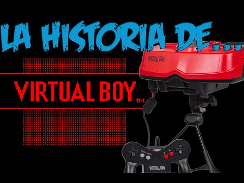 La historia del Virtual Boy - Mini Documectal