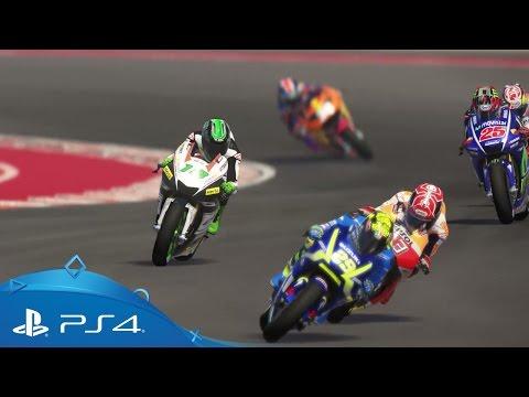 MotoGP 17 | Career Mode Trailer | PS4