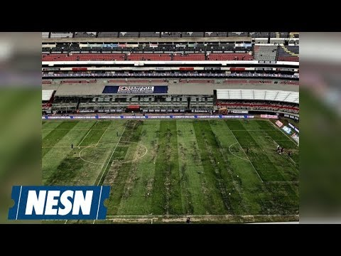 Nick Camino - NFL moves game from Mexico due to field conditions