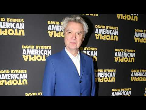 """""""That's My Superpower!"""" – David Byrne on being autistic"""