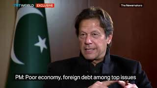 PM Pakistan Imran Khan responds to removal of Ahmadi economist Atif Mian