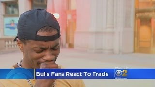 Bombshell: Jimmy Butler Leaving Bulls