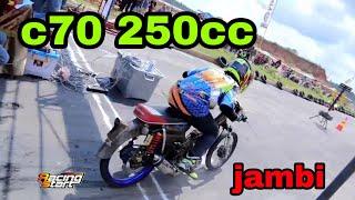 Download Mp3 Yang Penting Tampil    C70 250cc Wani Perih