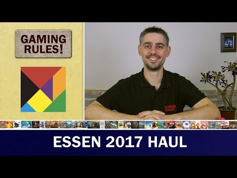 Essen Haul 2017