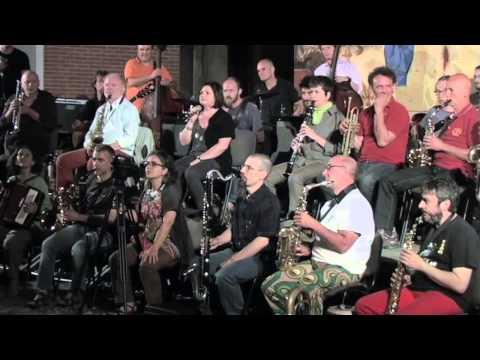 Soundpainting - Walter Thompson  Melzo, Italy (part 1)