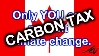 Taxpayers for NO Carbon Tax  -  Canada Fake Climate Plan