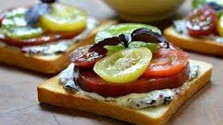 Brie, Pear And Walnut Sandwiches - Sandwich Recipes