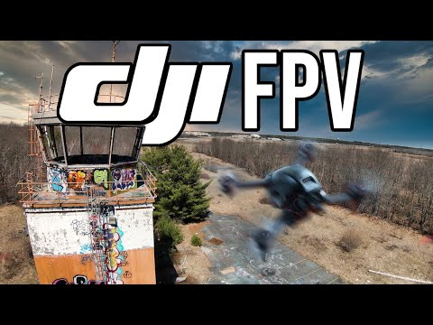 DJI FPV Review - Best Drone For FPV Beginners