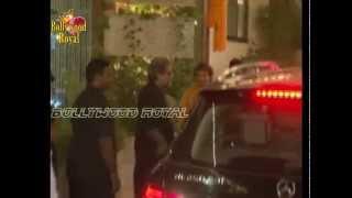 Amitabh Bachchan Celebrates Diwali 2014 with Friends Part 1