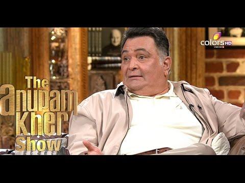 Rishi Kapoor - The Anupam Kher Show - Season 2 - 25th October 2015 Mp3