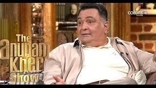 Rishi Kapoor - The Anupam Kher Show - Season 2 - 25th October 2015