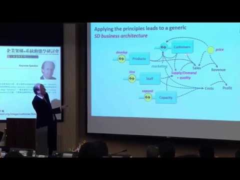 Agile System Dynamics and Strategy Implementation TW-lecture