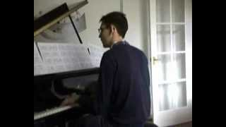 Boyzone Love me for a Reason - Piano