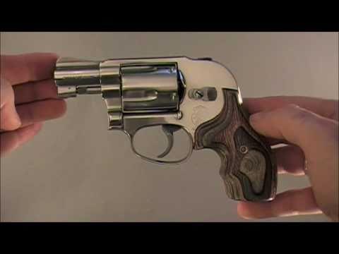 Smith & Wesson model 649 (pre-lock)