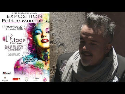 2017 11 17 46 Les RDV Cultur'L avec patrice murciano Artiste peintre