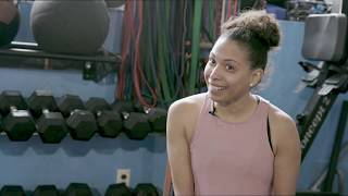 Lili Cabrera - Transformation Fitness Challenge Testimonial At The Strength Center, Guttenberg, NJ