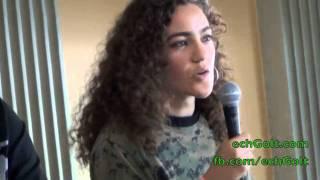 The body became a human shield -  Giulia Loli