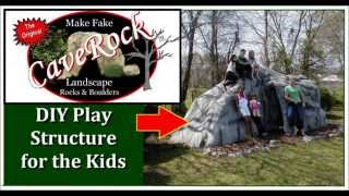 Diy Plans For Outdoor Play Structure For The Kids