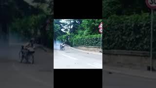 Такого мотоцикла вы не видели