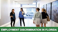 Employment Discrimination in Florida: Should I File a Complaint or a Lawsuit?