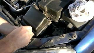 видео Воздушный фильтр на Peugeot 206  - 1.1, 1.4, 1.6, 1.9, 2.0 л. – Магазин DOK | Цена, продажа, купить  |  Киев, Харьков, Запорожье, Одесса, Днепр, Львов