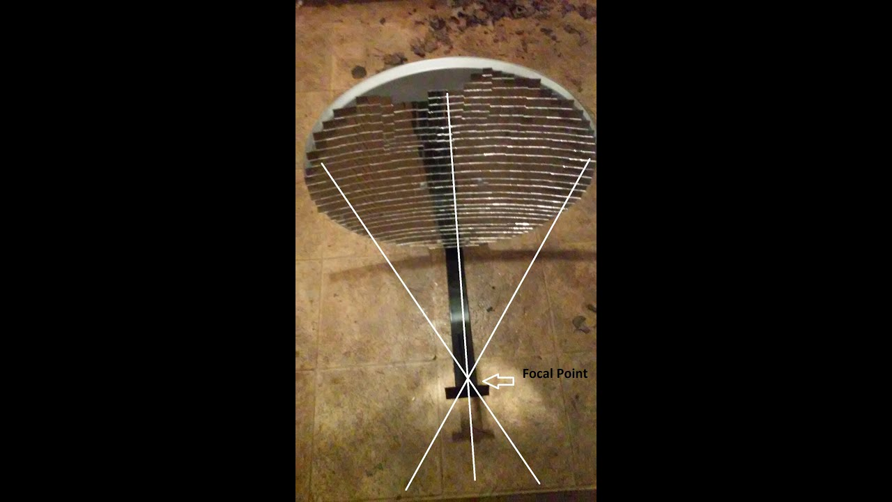 Best Diy Solar Power Pool Heater Part 4 Parabolic