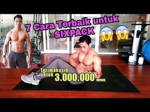 7  Cara Terbaik Latihan Perut Sixpack Di Rumah – Workout At Home
