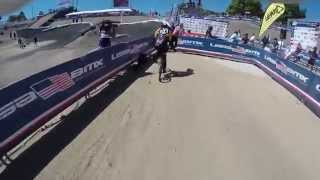 UCI BMX Supercross 2014 Chula Vista: Anthony Dean GoPro
