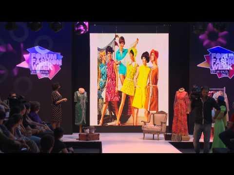 Ahu Yagtug Ve Didem Soydan' la Marmara Forum Fashion Weekte Vintage Workshop