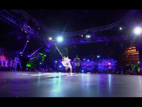 Arex VS Chama - Red Bull BC One Latin America Final 2014