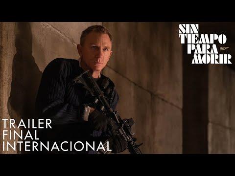 SIN TIEMPO PARA MORIR | TRÁILER FINAL INTERNACIONAL