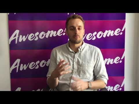 Frank McCourt High School Teacher - I Am Awesome Campaign