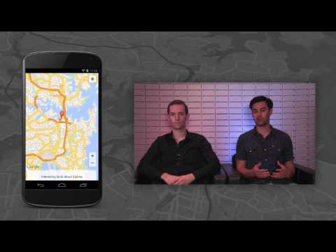 Maps Live: New Features in the Google Maps Mobile APIs for Android and iOS