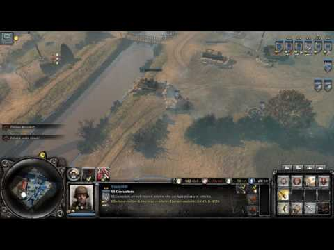 Company Of Heroes 2 Wikinger Mod SS Panzer Price Test