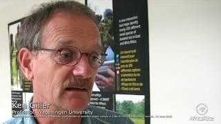 Ken Giller, Professor,  Wageningen University & Research (WUR) at  CIPA Project Launch