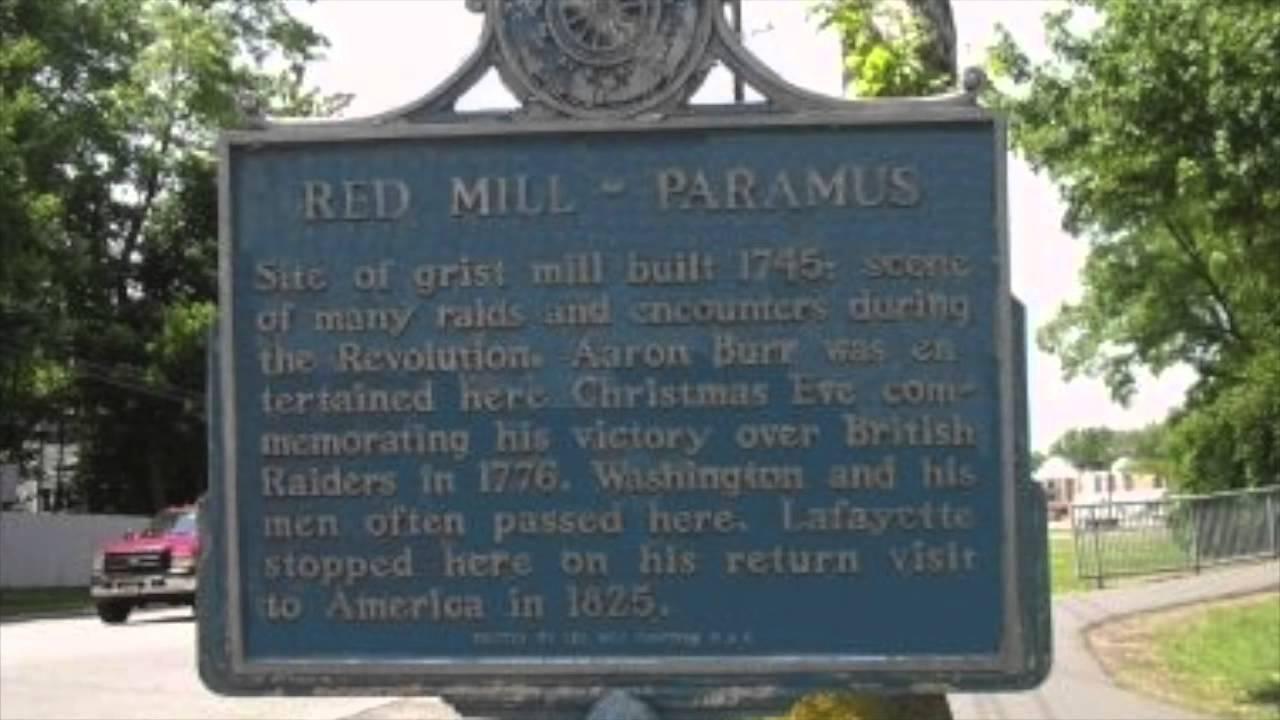Michael Scott Red Mill American Revolution
