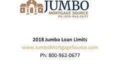 2018 Jumbo Loan Limits
