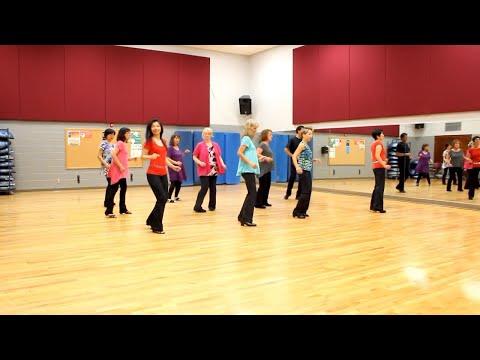 Latino Lover - Line Dance (Dance & Teach in English & 中文)