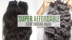 *MUST WATCH* SUPER AFFORDABLE RAW INDIAN HAIR  AFFORDABLE BUNDLE DEALS