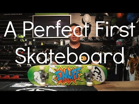 The Perfect Skateboard For Beginners At SkateHut