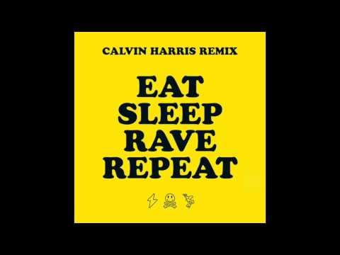 Eat Sleep Rave Repeat (feat. Beardyman) [Calvin Harris Remix]