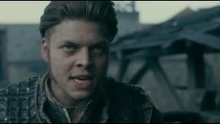 Ивар убивает своего брата Сигурда.