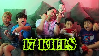 17 kills en free fire