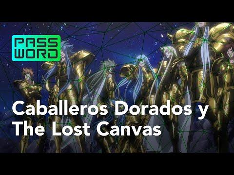 La importancia de Los Caballeros Dorados en The Lost Canvas | PASSWORD