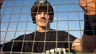 VLOG 88: Clayton's FIRST baseball game and his alter ego