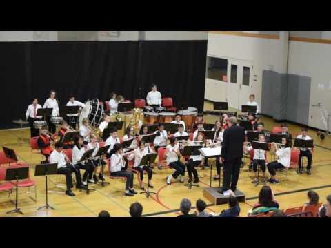 Redmond Middle School - Cadet Band (Malaguena)