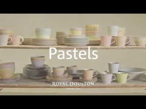 Royal Doulton Pastels Tableware