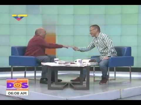 Ministro de Cultura Ernesto Villegas en Encendidos, entrevista completa, 20 marzo 2018