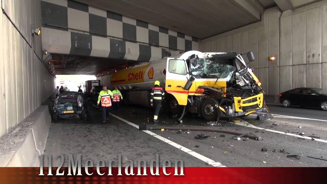 Abbenes ongeval met tankwagen in het aquaduct youtube - Foto van keukenuitrusting ...
