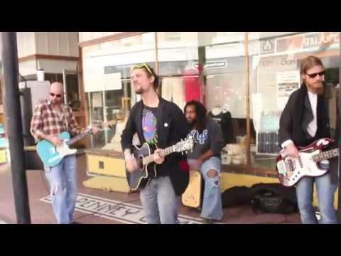 """Japhy's Descent """"Bounce"""" in Bisbee, Arizona 11-16-14"""